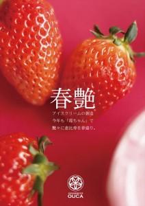 2015.2.27櫻花の苺企画準備1