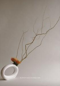 2016.9.30ウィンウィンアソシエ(お花の盛り付け研修)デザイン室01