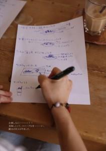 2017.9.30嵯峨野湯の2017年度の秋!第一段目の献立(考察中)03